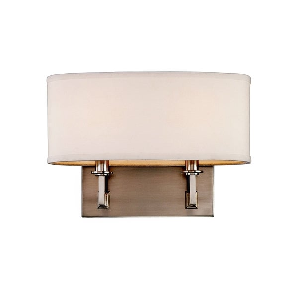 Overstock Hudson Valley Lighting: Shop Hudson Valley Grayson 2-light Wall Sconce