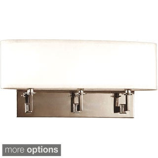 Hudson Valley Grayson 3-light Wall Sconce
