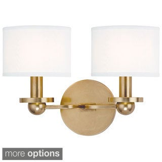 Hudson Valley Kirkwood 2-light Wall Sconce