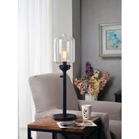 Carbon Loft Mangano Oil Rubbed Bronze 28-inch Table Lamp