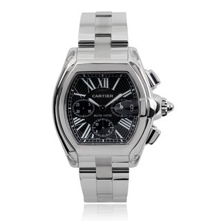 Cartier Men's W62020X6 'Roadster' Automatic Chronograph Watch