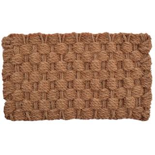 Admiral Rope Coir Doormat - Door Mat