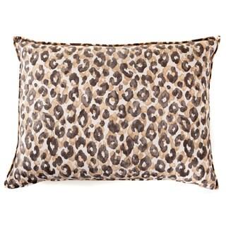 Leopard Brown Decorative Pillow