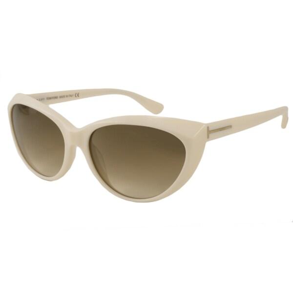 28cdfc8391f Tom Ford Women s TF0231 Martina Cat-Eye Sunglasses - Free Shipping ...