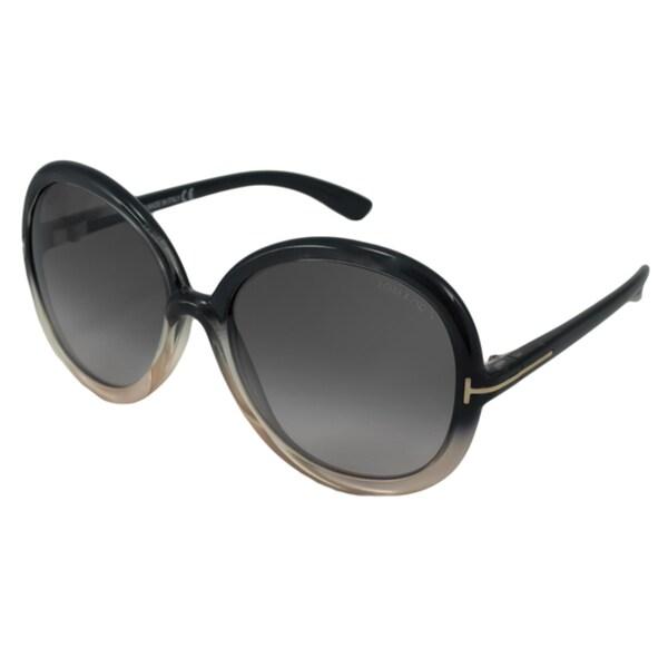 Tom Ford Women's TF0276 Candice Rectangular Sunglasses
