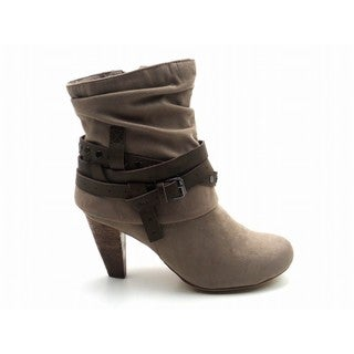 Blue Women's 'Passenger' Slouchy Ankle Boots