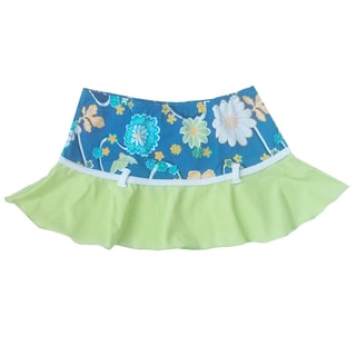 Azul Swimwear Girls' Nod to Mod Swim Skirt