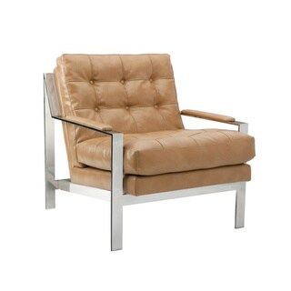 Sunpan 'Club' Court Armchair