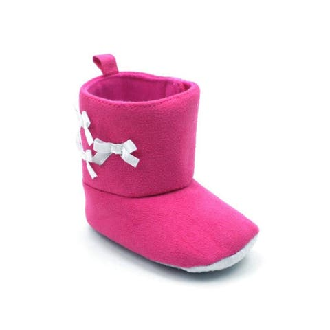 Blue Baby's 'P-Tribow' Infant Girl Mid-calf Boots
