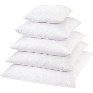White Down Feather 10x20-inch Pillow (1 or 2-pack)