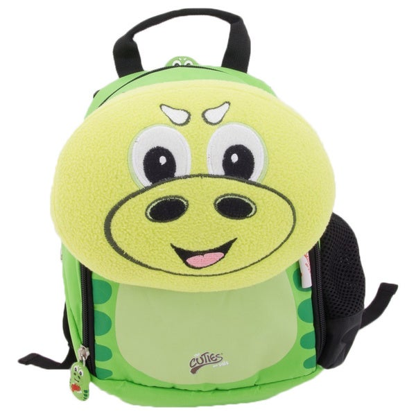 Cuties and Pals P-Rex Dinosaur Kids Soft Backpack