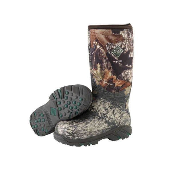 Muck Boot Company Arctic Pro Extreme Winter Mossy Oak Camo