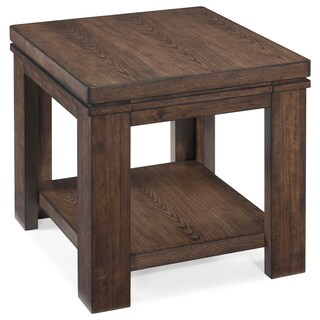 Magnussen Harbridge Rectangular End Table