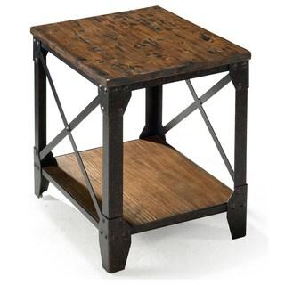 Magnussen Pinebrook Rectangular Small End Table