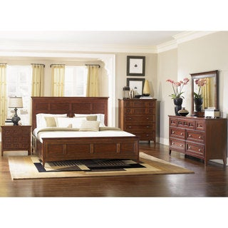 Magnussen B1398 Harrison Panel Bed with Storage