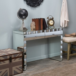 Coyle Mirrored Console Table by Christopher Knight Home