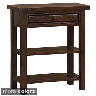 Tuscan Retreat Single Drawer Console Table