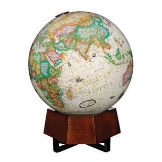 Beth Shalom Illuminated Desktop Globe