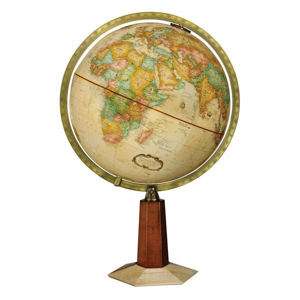 Leerdam Desktop Globe