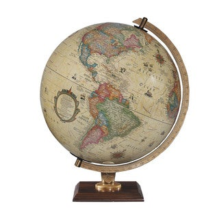 Carlyle Illuminated Desktop Globe