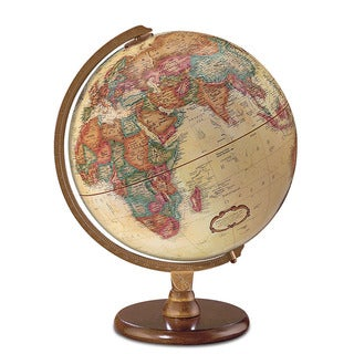 Link to Hastings Desktop World Globe Similar Items in Accent Pieces