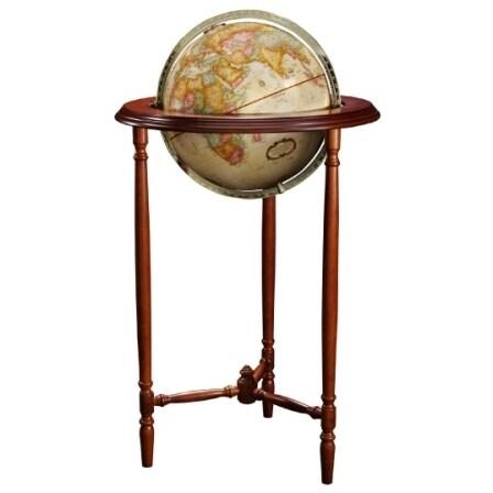 Saratoga Floor Stand Globe