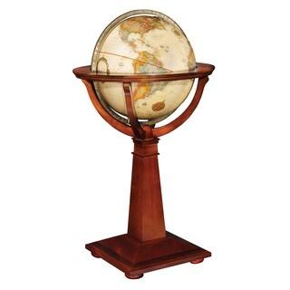 Logan Floor World Globe