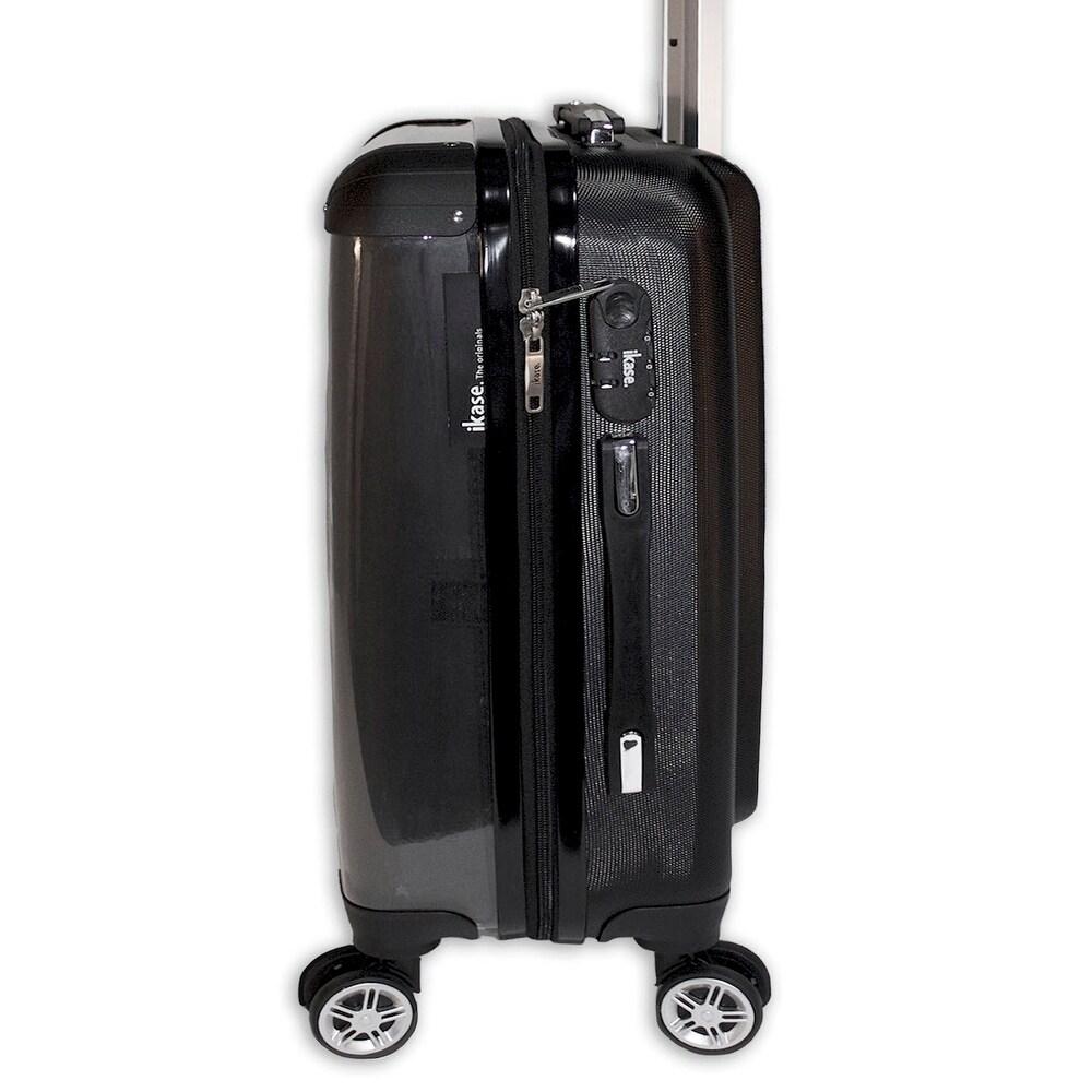 Ikase Hardside Spinner Luggage Lady Gaga