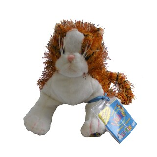 Webkinz Small Striped Alley Cat Plush Animal