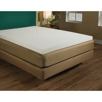 1.5-inch Memory Foam Mattress Topper