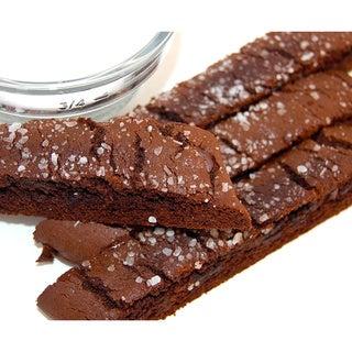 Pizzscotti Salted Chocolate Biscotti
