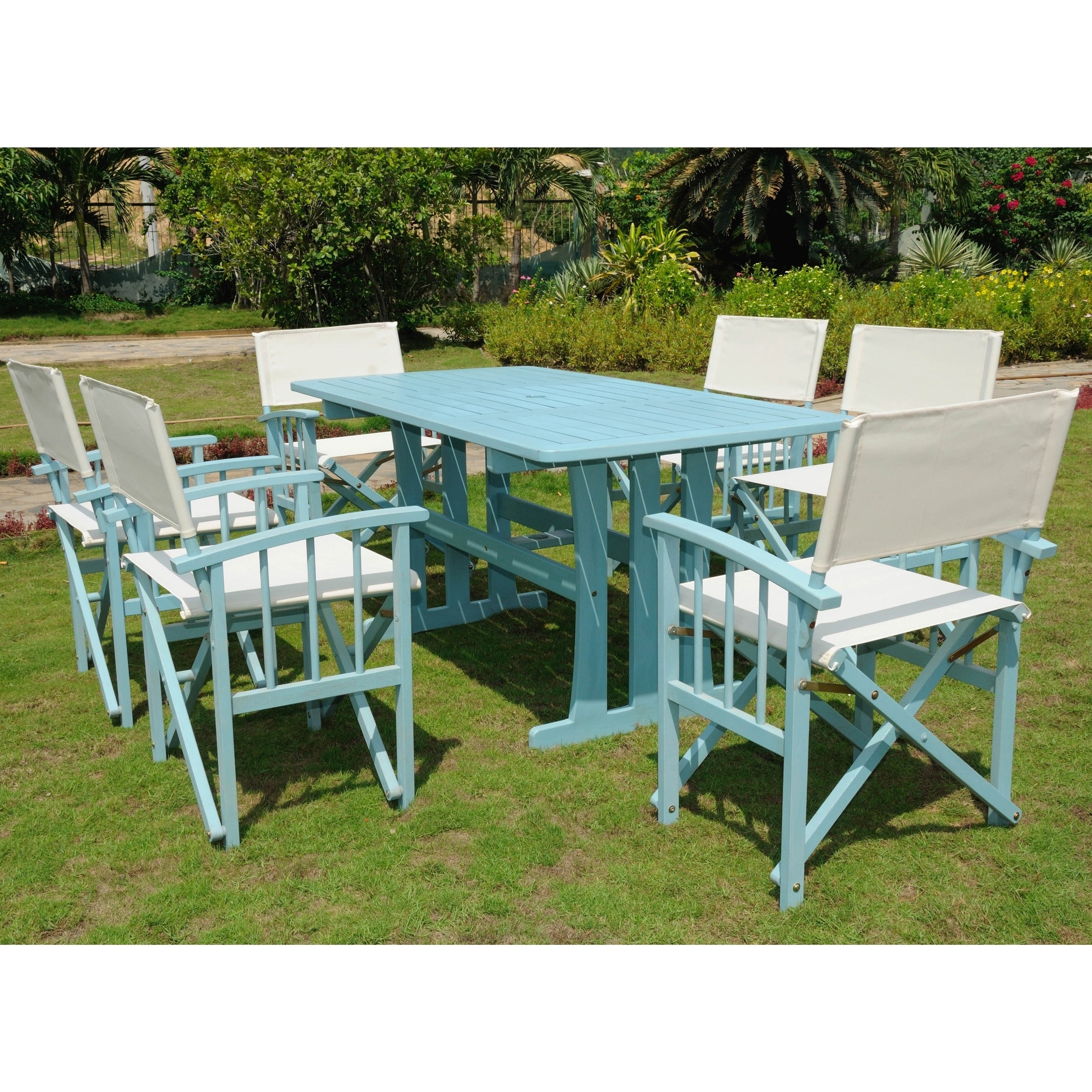 Red, Wood Patio Furniture   Find Great Outdoor Seating & Dining ...