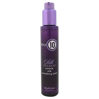 It's a 10 Silk Express Miracle Silk Smoothing 5-ounce Balm