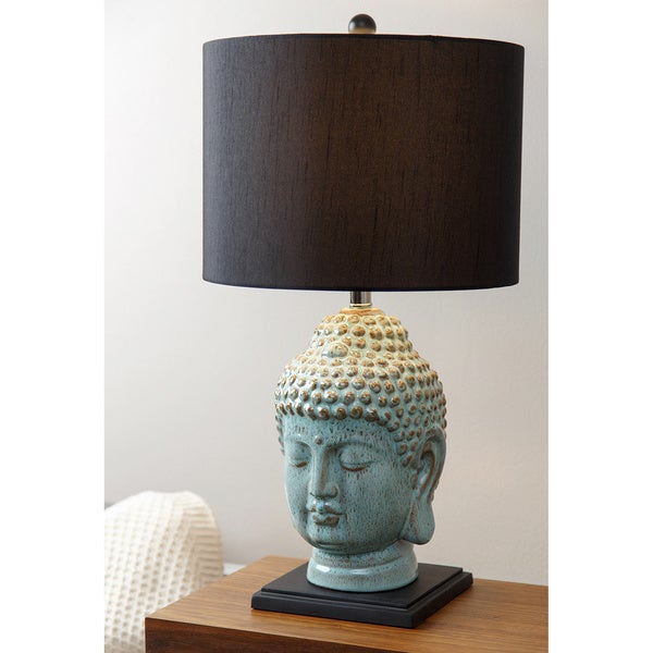 Superieur Abbyson Buddha Table Lamp