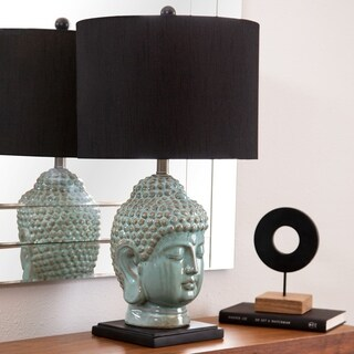 Abbyson Buddha Table Lamp