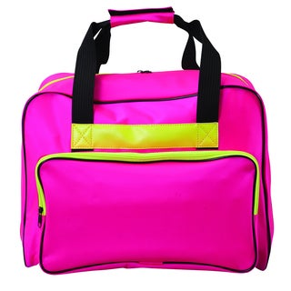Janome Fastlane Fuschia Universal Sewing Machine Tote Bag