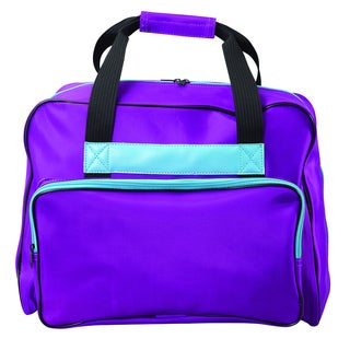 Janome Purple Thunder Sewing Machine Tote