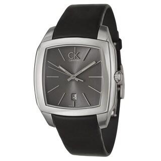 Calvin Klein Men's 'Recess' Stainless Steel Swiss Quartz Watch