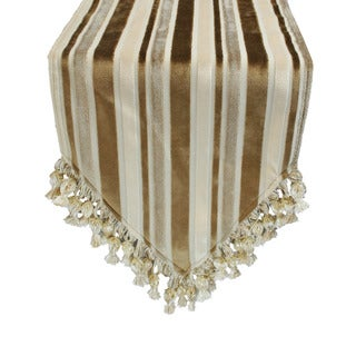 Austin Horn Classics Minuet Stripe Luxury Table Runner
