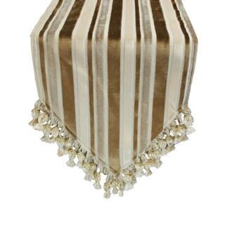 Austin Horn Classics Minuet Stripe Luxury Table Runner