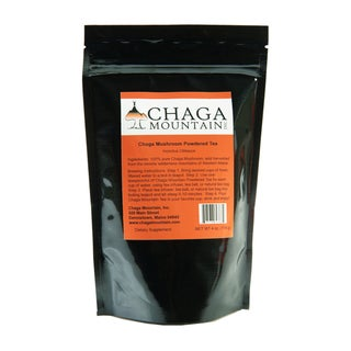 Chaga Mountain 4 oz./ 118g Powdered Loose Tea