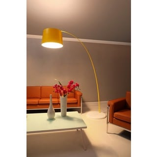 Twisty Floor Lamp
