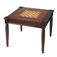 Butler Cherry Multi Game Table