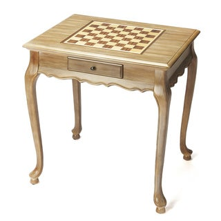 Charming Driftwood Game Table