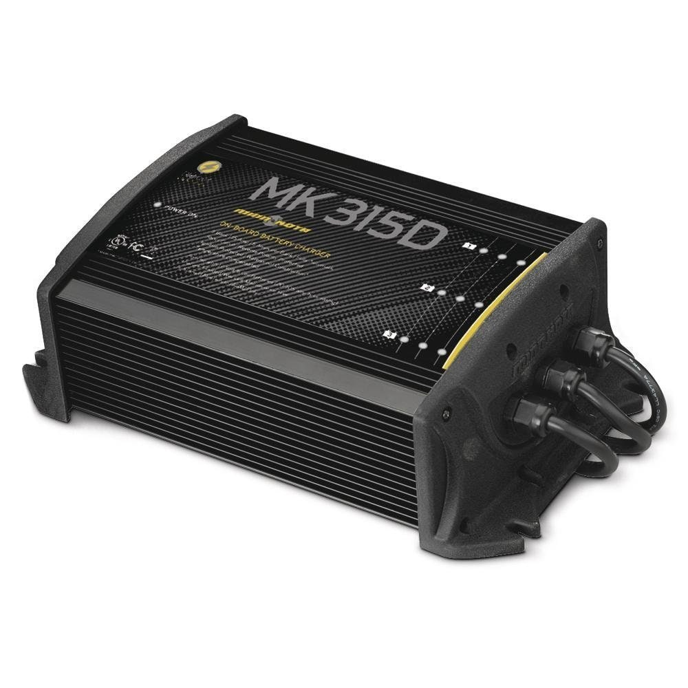 Minn Kota Digital Linear On Board Boat Battery Charger (2...