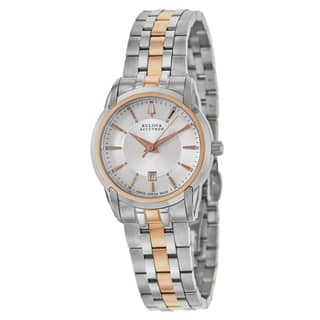 Bulova Accutron Women's 'Sorengo' Stainless Steel Swiss Quartz Watch|https://ak1.ostkcdn.com/images/products/9625969/P16812093.jpg?impolicy=medium
