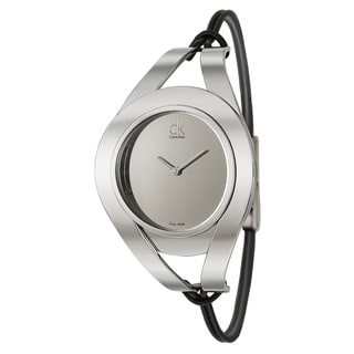 Calvin Klein Women's 'Sophistication' Stainless Steel Swiss Quartz Watch