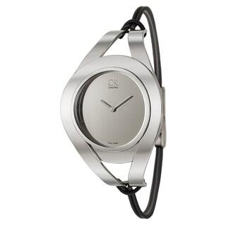 Calvin Klein Women's 'Sophistication' Stainless Steel Swiss Quartz Watch