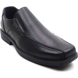"Blue Men's ""Nelson"" Black Loafer Shoe"
