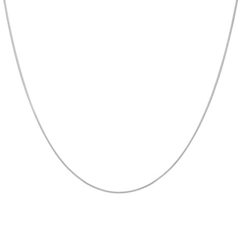 Sterling Essentials Sterling Silver Snake Chain Necklace